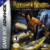 Prince of Persia: The Sands of Time (Game Boy Advance)